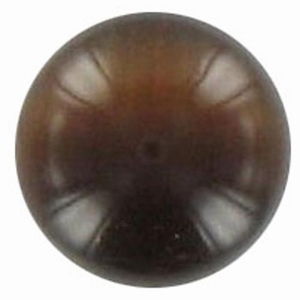 Brown cateye ball