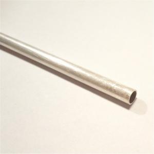 Fijn 999 zilverbuis 4,88 x 4,11 mm, lengte 30,5 cm