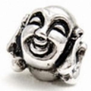 Lachend boedha hoofd
