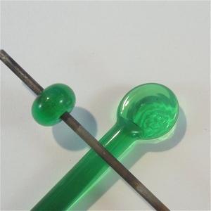 030 - Donker smaragdgroen - Verde smeraldo scuro