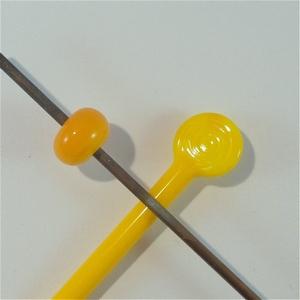 408 - Medium yellow lemon