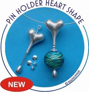 Pin houder hart kit