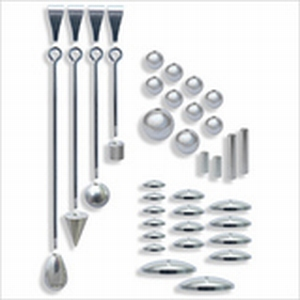 Starters kit silver small with 10% discount