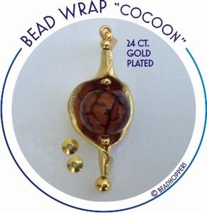 Bead wrap Cocoon