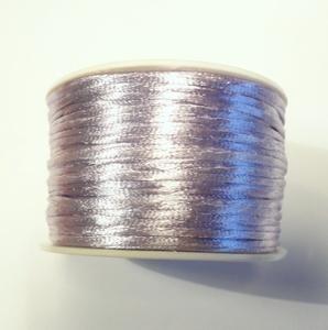SK02 - Purple satin cord, 5 m