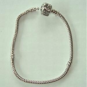 Bracelet 19 cm (7.5 inch), clip
