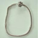 Bracelet 22 cm (8.7 inch), clip