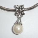 Pendant big pearl