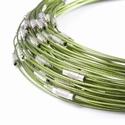 Spang helder groen