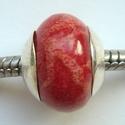 Sponskoraal orgineel rood