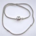 Necklace 42 cm (17.7 inch),  clip