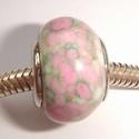 Natuursteen wit, grijs en roze