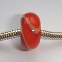 Armadillo in rood-oranje