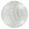 Kristal facet geslepen bal
