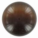Brown cateye ball
