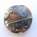 Zilverglas focal met murini's