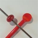 428 - Licht rood - Rosso porpora chiaro