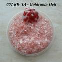 Fr002 RW - Dark ruby gold