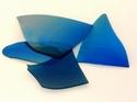 RW145 - Iris blauw - Irisblau