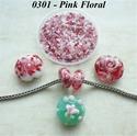 FrMx0301 - Pink Floral