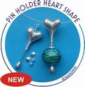 Pin holder heart kit