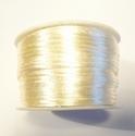 SK43 - Satijn koord zilver kleur, 5 meter